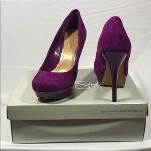 NIB Jessica Simpson Platform Stiletto - Size 7